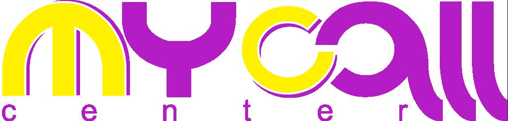 Logo Mycall Text